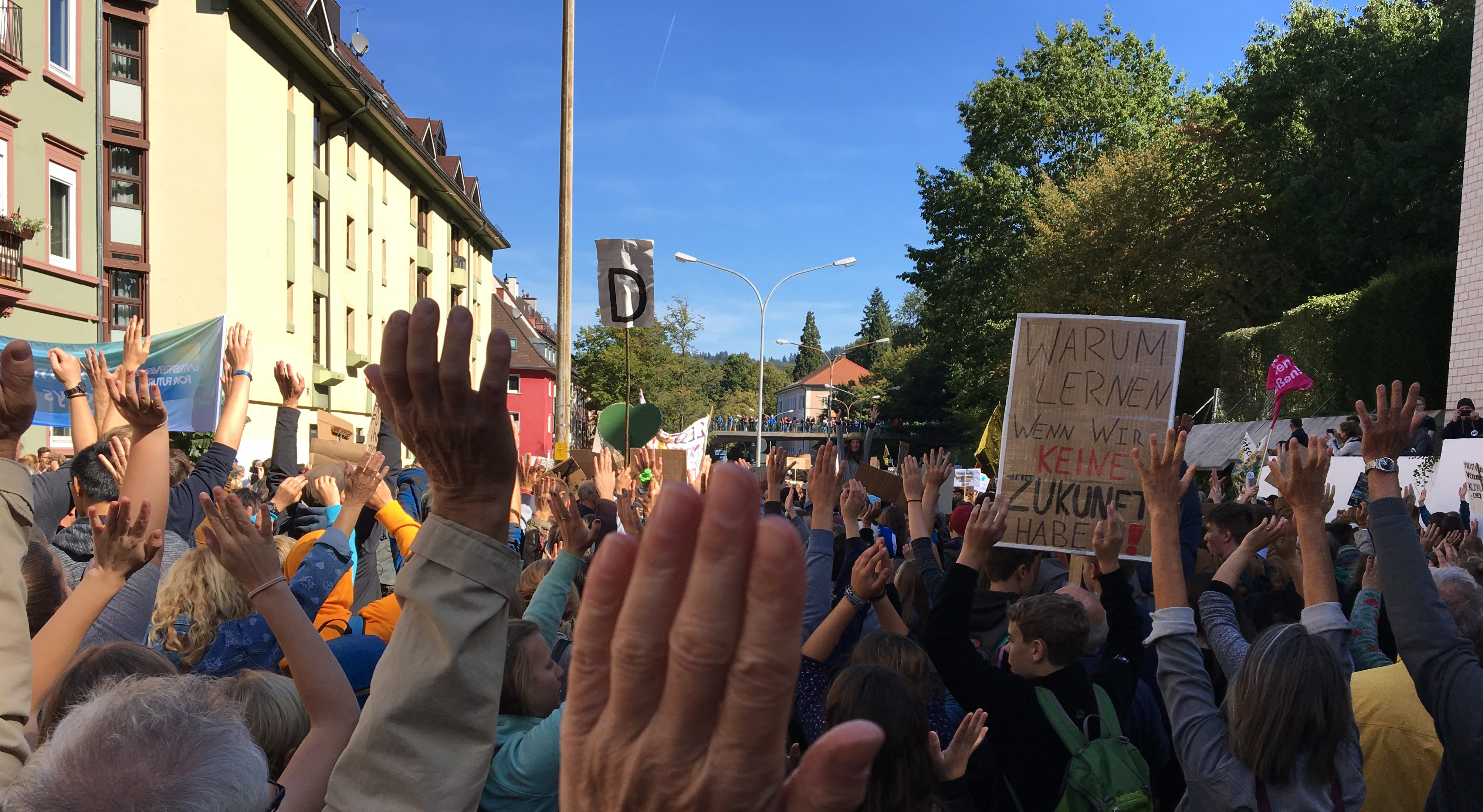 Fridays for Future in Freiburg